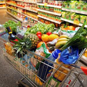 Магазины продуктов Кочево